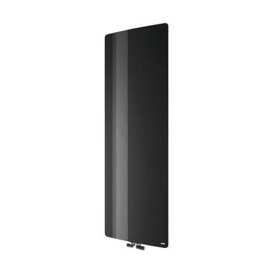 Termoarredo DE'LONGHI Leggero nero lucido interasse 450 cm , L 60 x H 180 cm