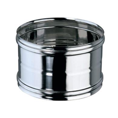 Manicotto in inox 316l (elevata resistenza in condizioni climatiche estreme) Ø 100 mm