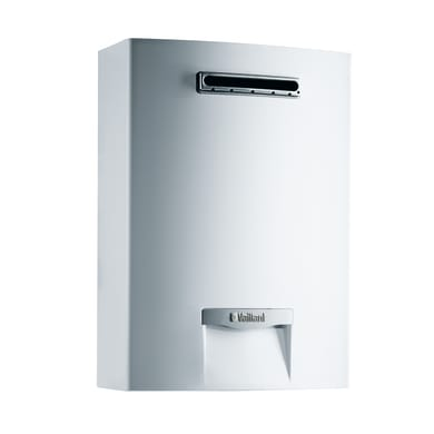 Scaldabagno a gas metano VAILLANT Outsidemag IT11-5/0-5 metano 11 l/min