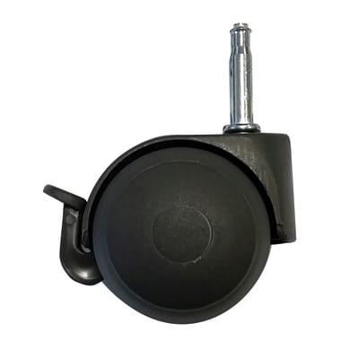 Ruota Design in caucciù nero Ø 50 cm