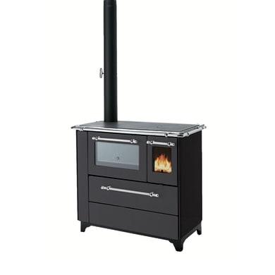 Cucina Betty 45 nero 5 kW