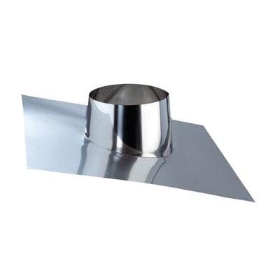 Faldale inclinato   in inox 304 Ø 150 mm