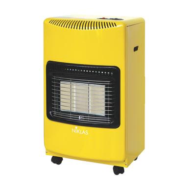 Stufa a infrarossi Niklas Nova Kolor 4.2 kW