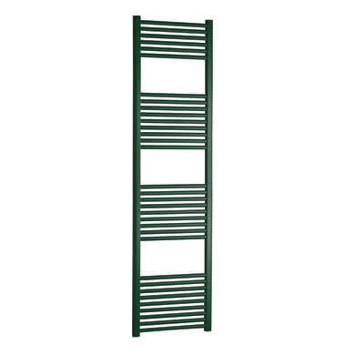 Termoarredo Opera verde inglese interasse 45 cm , L 50 x H 180 cm