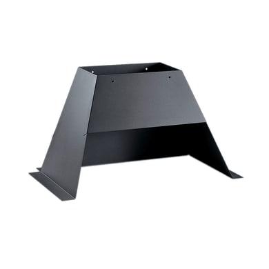 Controcappa metallica per Minorca e Rio L 67 x P 11 x H 57 cm