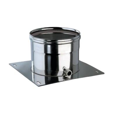 Piastra di base in inox 316l (elevata resistenza in condizioni climatiche estreme)
