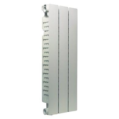 Radiatore acqua calda PRODIGE Modern in alluminio 3 elementi interasse 70 cm