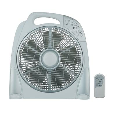 Ventilatore a parete o a soffitto EQUATION KYT-30B  bianco 50 W Ø 30 cm