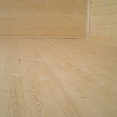 Pavimento per casetta da giardino Helka 249 x 253 x 16 cm