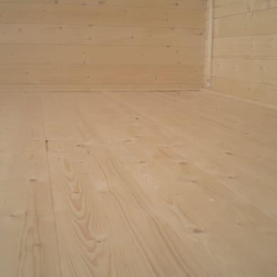 Pavimento per casetta da giardino Seppo 294 x 394 x 16 cm