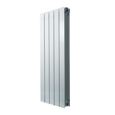 Radiatore acqua calda PRODIGE Superior in alluminio 5 elementi interasse 100 cm