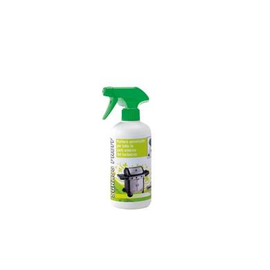 Prodotto detergente per pulitura barbecue