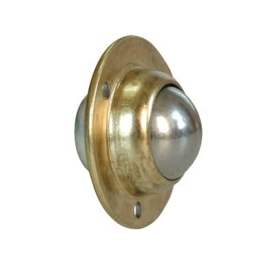 Ruote in acciaio dorato Ø 15 cm