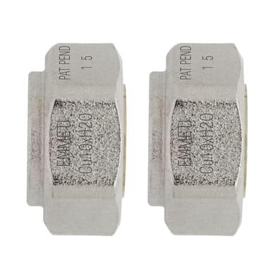 Adattatore per tubo in rame Emmeti Ø 12 mm