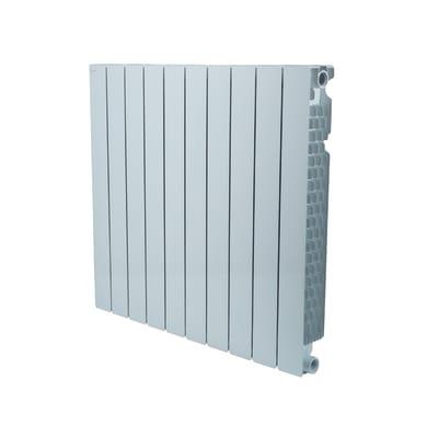Radiatore acqua calda PRODIGE Modern in alluminio 10 elementi interasse 70 cm