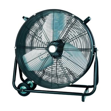 Ventilatore da pavimento EQUATION SFDC3-600CT0 nero 330 W Ø 60 cm