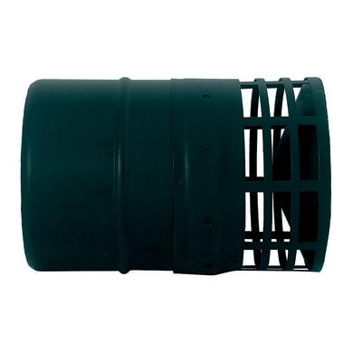 Griglia Griglia nero Dn 100 mm in inox 316l (elevata resistenza in condizioni climatiche estreme)