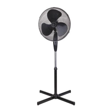 Ventilatore da appoggio EQUATION TX-1608V nero 45 W Ø 40 cm