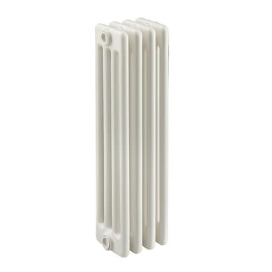 Radiatore acqua calda ERCOS Tubolare in acciaio 4 elementi interasse 62.3 cm
