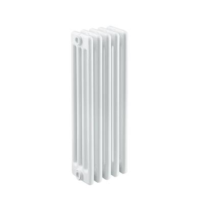 Radiatore acqua calda ERCOS Tubolare in acciaio 5 elementi interasse 68.5 cm