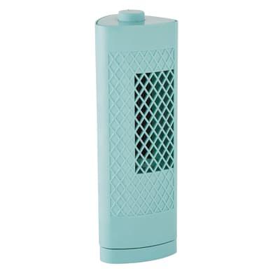 Ventilatore da appoggio EQUATION Figtree azzurro blu 25 W Ø 33 cm