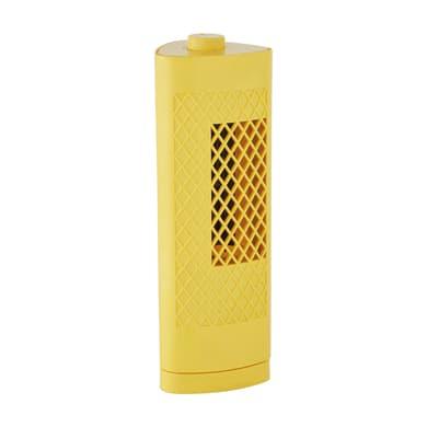 Ventilatore da appoggio EQUATION giallo 25 W Ø 33 cm