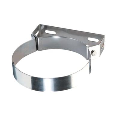 Collare di fissaggio Collare in acciaio inox Dn 80 mm in inox 304 (buona resistenza)