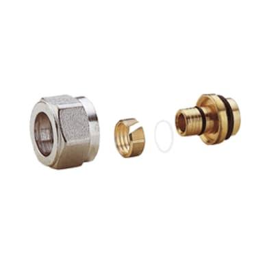 Adattatore per tubo multistrato Giacomini Ø 20 mm
