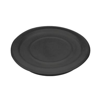 Rosone Rosone  legna smaltato nero DN 100 in acciaio al carbonio