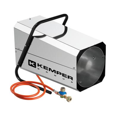 Generatore di aria calda QT102R Inox 42 kW