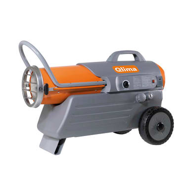 Generatore di aria calda QLIMA dfa4100 a gasolio/kerosene 41 kW