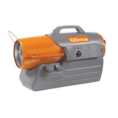 Generatore di aria calda Qlima DFA1650 a gasolio/kerosene 16.5 kW