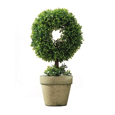 Pianta artificiale Bonsai H 30 cm