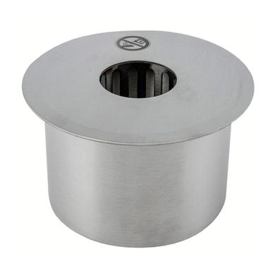 Biobruciatore per pavimento ricambio rotondo 2.5 L grigio / argento