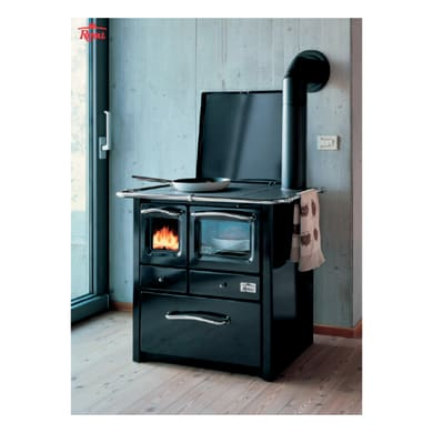 Cucina Gaia 45 nero 11.7 kW