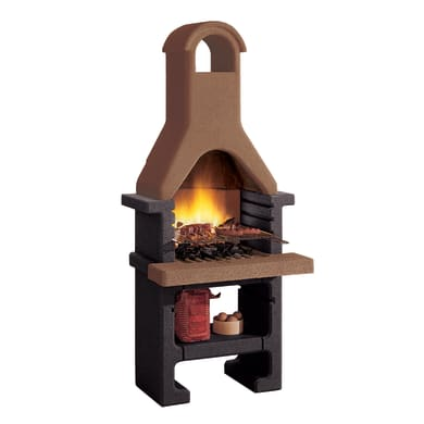 Barbecue carbone PALAZZETTI IN GIARDINO Pantelleria