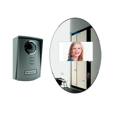 Videocitofono con filo a parete AVIDSEN Spiegel