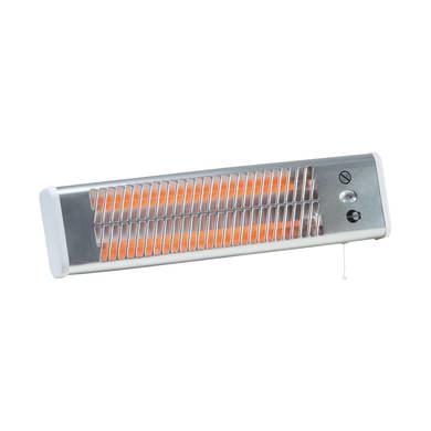 Termosifone elettrico radiante EQUATION Quint2 1200.0 W