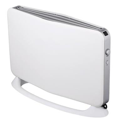 Convettore mobile elettrico EQUATION Lady2 bianco 2000 W