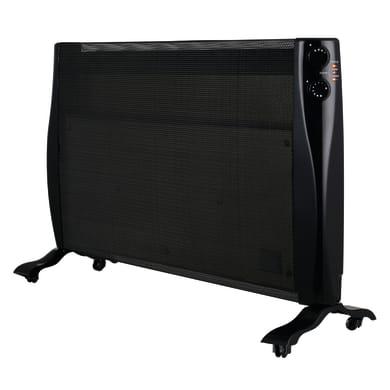 Convettore mobile elettrico EQUATION nero 2000 W