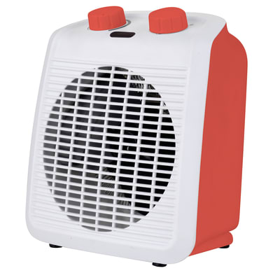Termoventilatore da bagno EQUATION Five rosa 2000 W