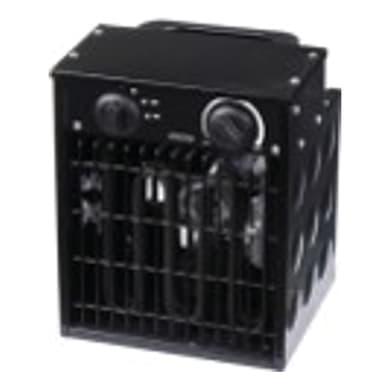 Riscaldatore per cantiere EQUATION Well da esterno nero 2000 W