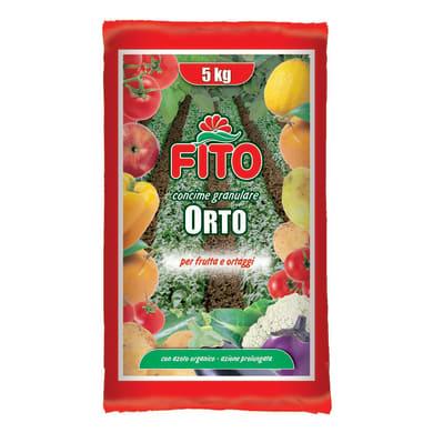 Concime per orto granulare FITO 5 Kg