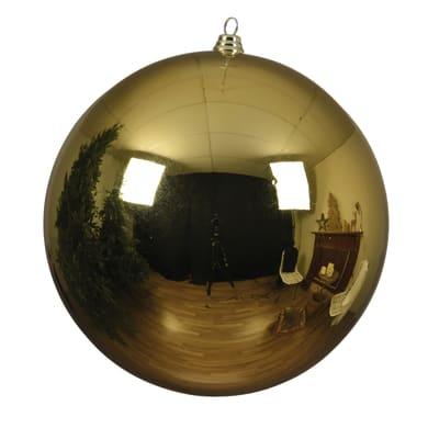 Sfera natalizia in plastica Ø 40 cm