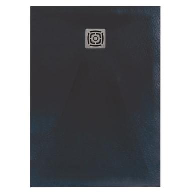 Piatto doccia resina FS25 120 x 90 cm antracite