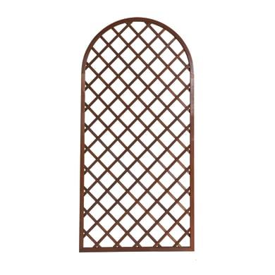 Traliccio fisso in legno Berty L 98 x H 200 cm, Sp 2.4 mm