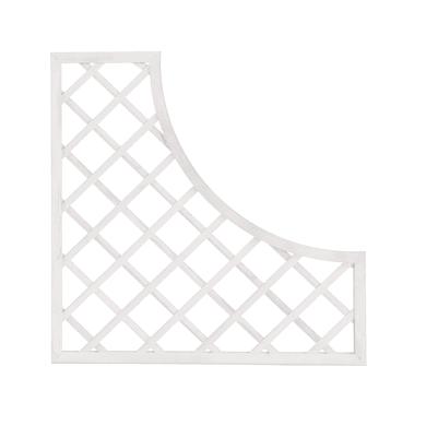 Traliccio fisso in legno Berty L 98 x H 35 cm, Sp 2.4 mm