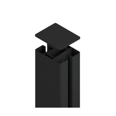 Palo IDEANATURE Krystal grigio H 105 cm