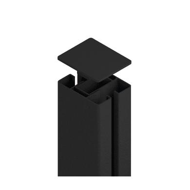Palo IDEANATURE Krystal grigio Sp 8 x H 193 cm