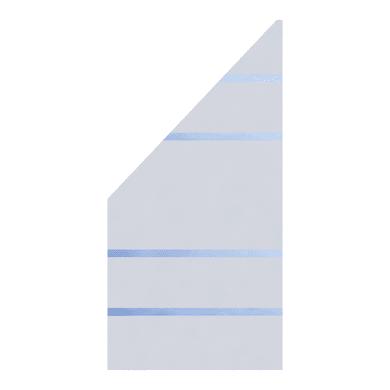 Pannello in vetro temperato Krystal mod. Alpha 90 x 180 cm